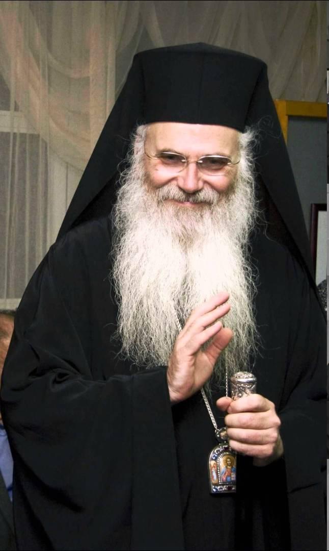Metropolita Mesogejský Nikolaos