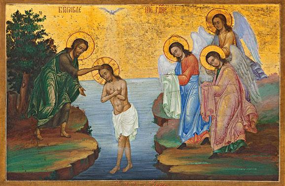 Svátek Bohozjevení - kázání otce Rafaela